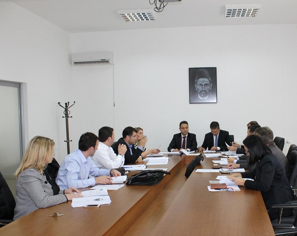 Mbledhja e 21-të, e Këshillit Drejtues