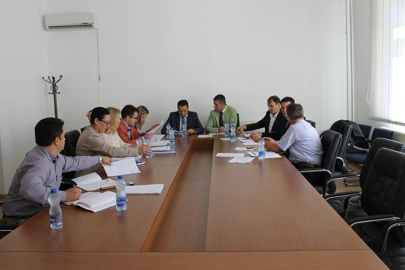 Mbledhja e 19-të  e Këshillit Drejtues