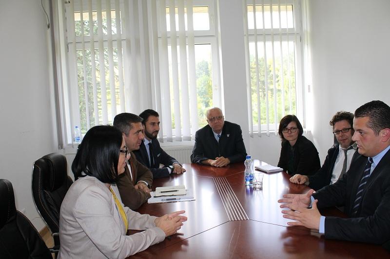 Bashkëpunime të reja ndërinstitucionale me Italinë
