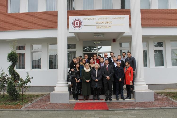 U finalizua strategjia e sigurimit të cilësisë në UHZ