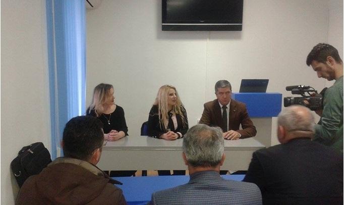 Nënkryetarja e Kuvendit të Republikës së Kosovës zonja Duda Balje vizitoi UHZ-në