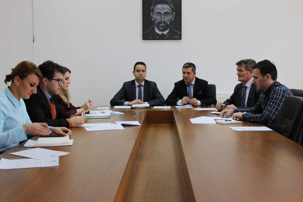 Mbledhja e 28-të e Këshillit Drejtues