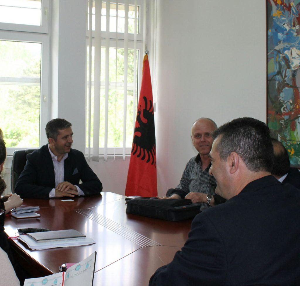 """Universiteti """"Haxhi Zeka""""  së shpejti me bashkëpunime të reja ndërkombëtare në fushën e agrobiznesit"""