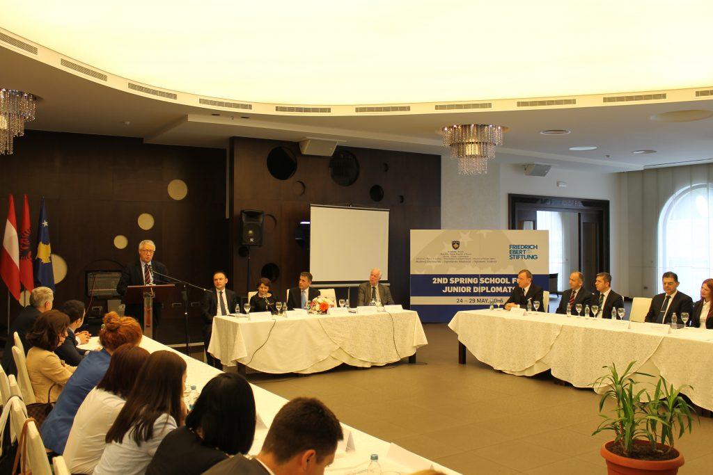 Konferenca Ndërkombëtare e Akademisë Diplomatike