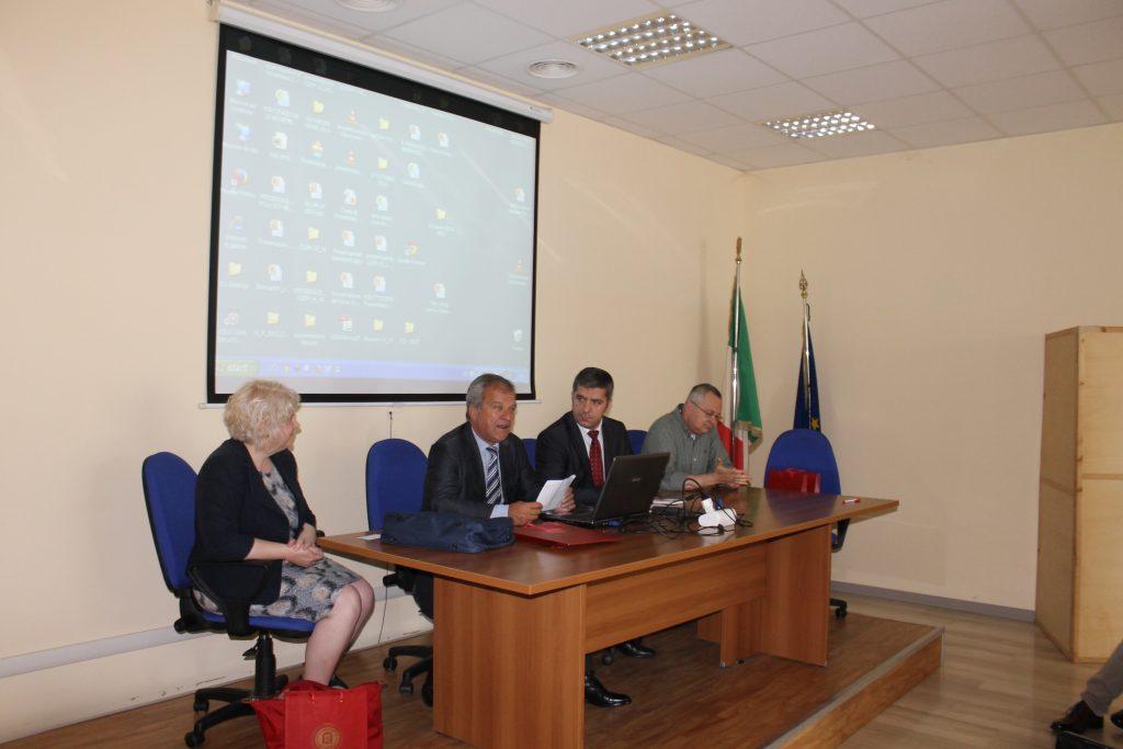 Menaxhmenti i UHZ-së po qëndron për vizitë studimore në Itali