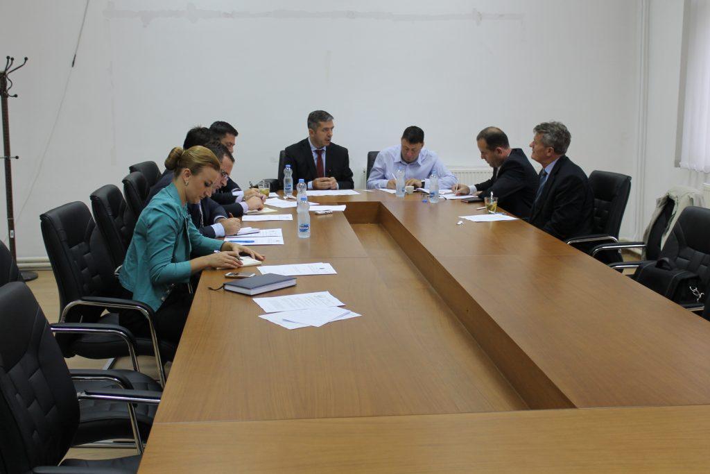 U mbajt mbledhja konstituive e Këshillit Drejtues