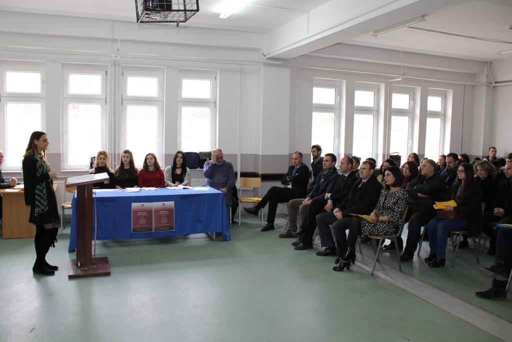 Simpozium nga studentët e Fakultetit të Arteve