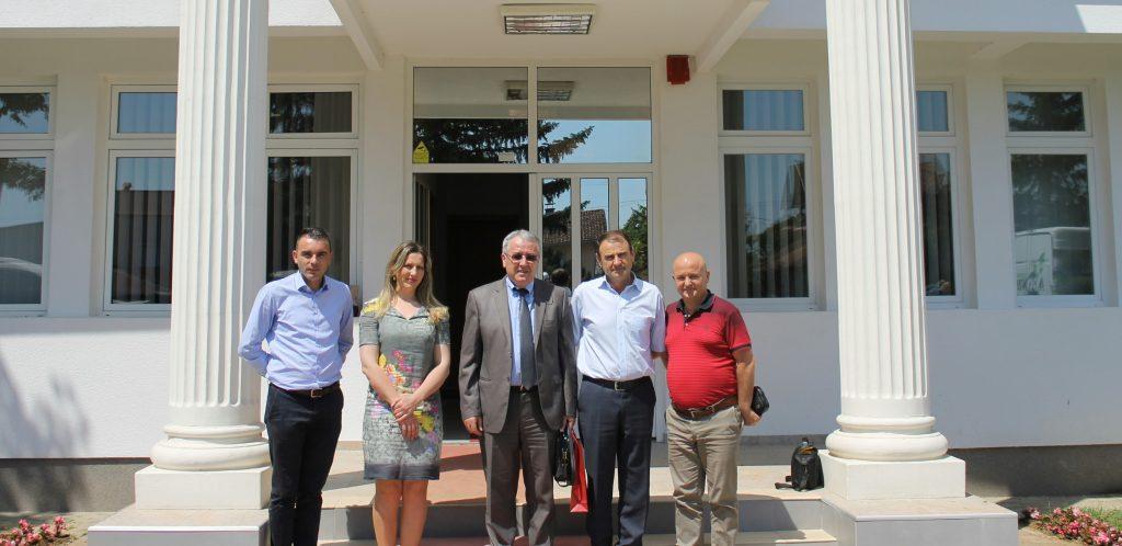 Thellohet bashkëpunimi në mes të UHZ dhe Universitetit Bujqësor të Tiranës