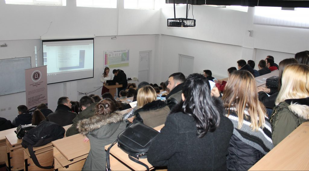 Sesionet informuese të ERASMUS+
