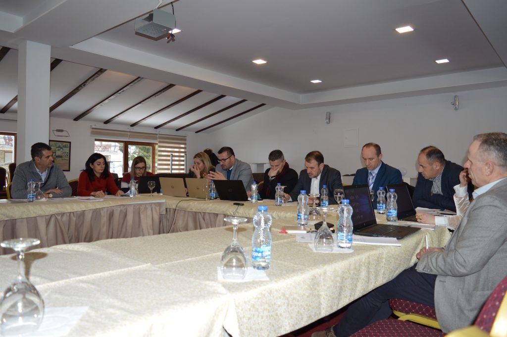 Punëtoria e radhës për Zhvillimin e Planit Strategjik të UHZ-së 2017-2021