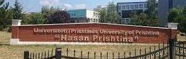 University of Prishtina – International Summer University (UPISU) – Open call for students