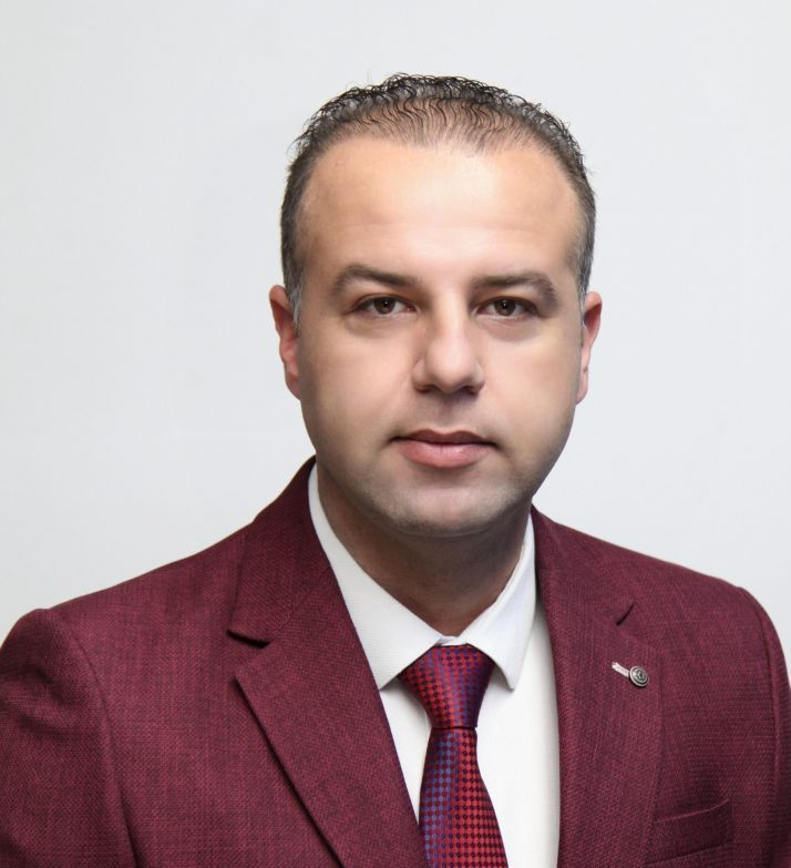 Prof. Asoc. Mr. Fatbardh Gashi