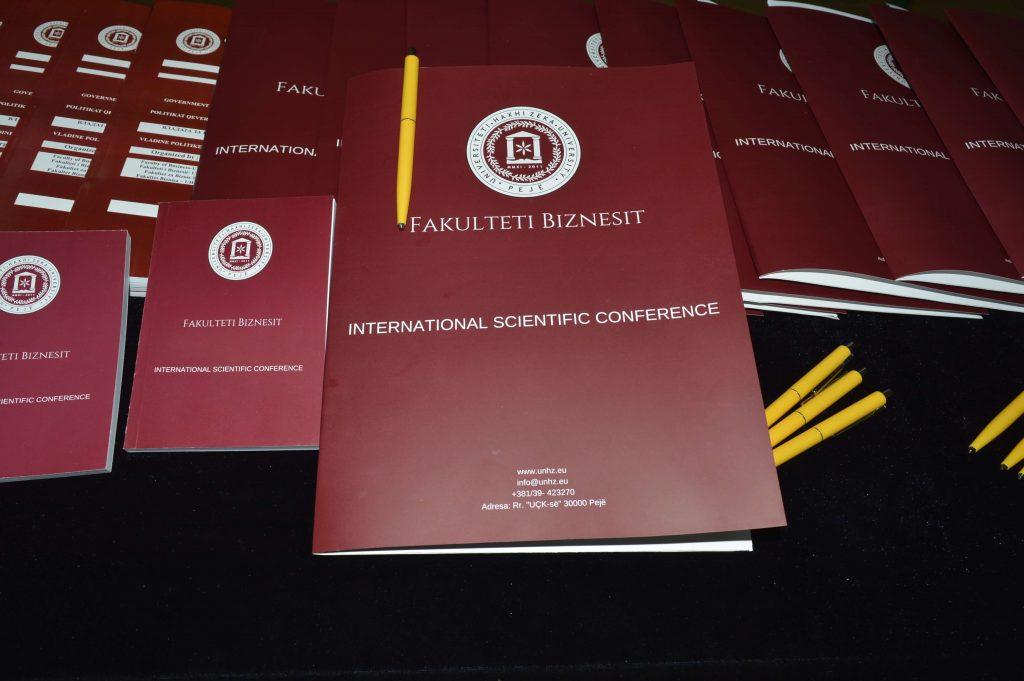 U mbajt konferenca shkencore Ndërkombëtare