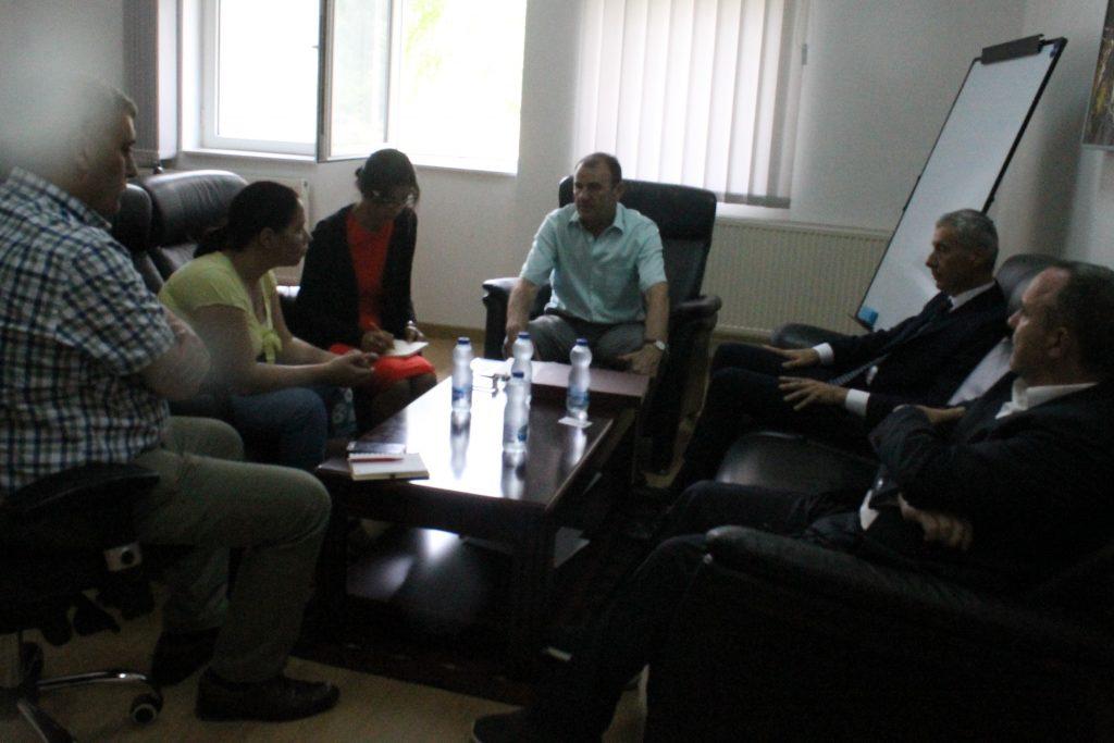 Priten bashkëpunime të UHZ-së dhe kompanisë Albatros nga Italia