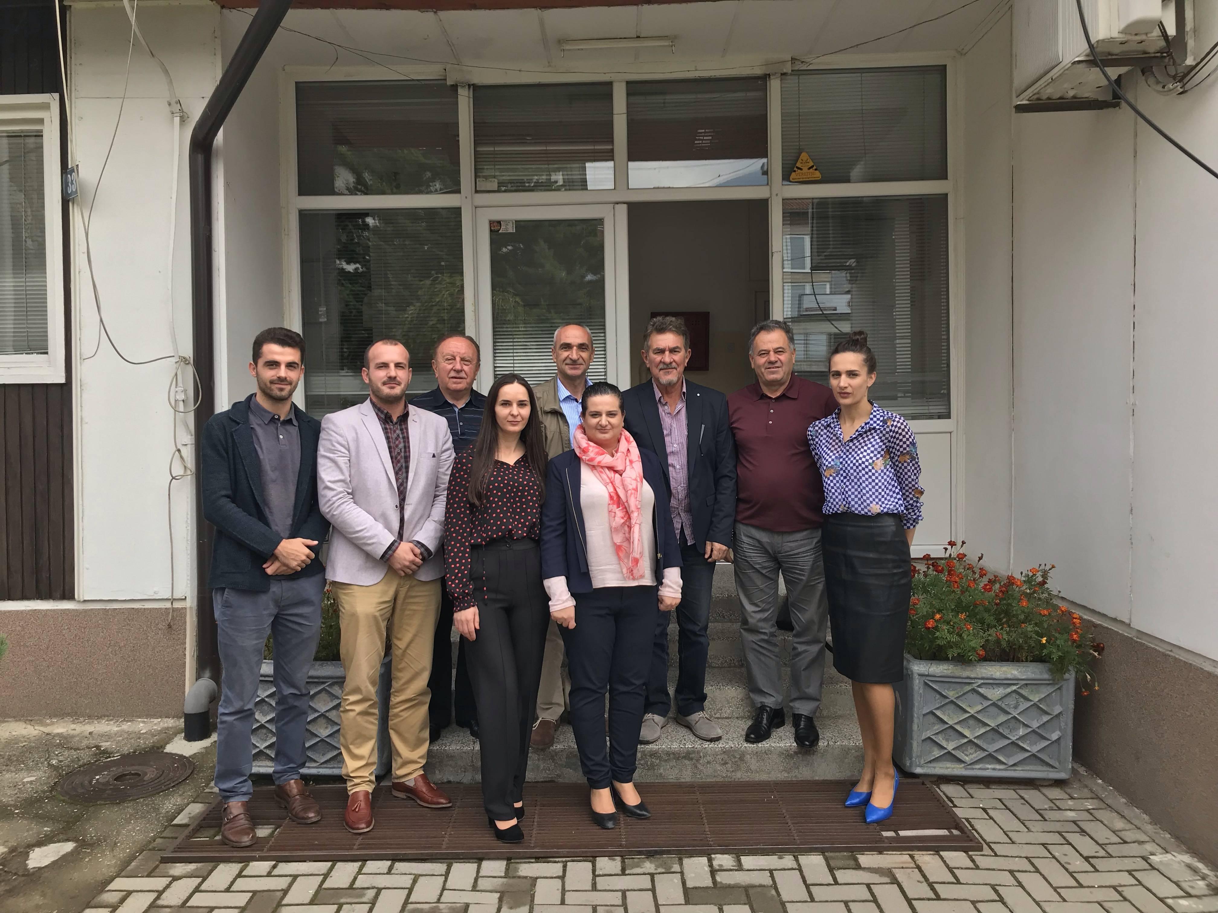 Marrëveshje bashkëpunimi me Institute for Knowledge Management (IKM)