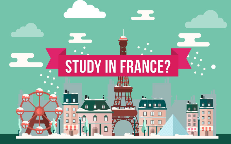 INFORMIM RRETH STUDIMEVE NË FRANCË