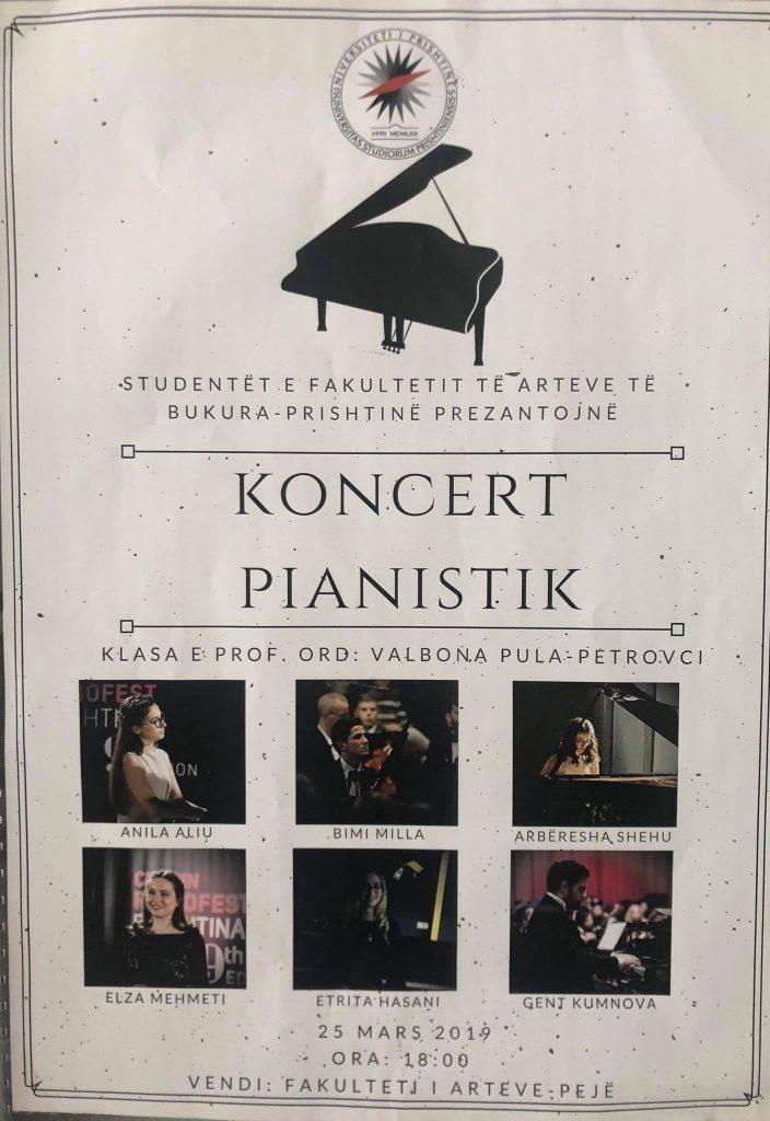 Koncert Pianistik