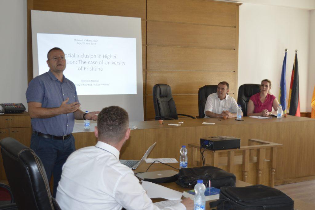 Përfshirja Sociale në Sistemin e Arsimit të Lartë në Kosovë
