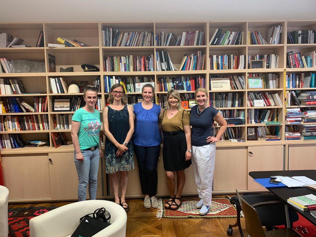 Vizitë në Universitetin e Grazi-it, në Austri