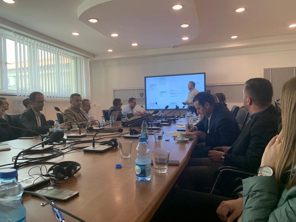 Takimi rreth hapave konkret për anëtarësimin e Kosovës në GEANT