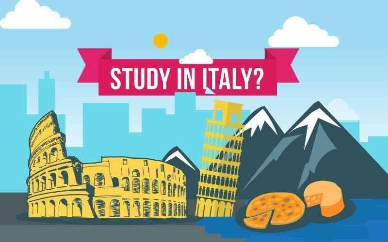Studioni në Itali