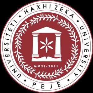 Logo Zyrtare e Universiteti Haxhi Zeka