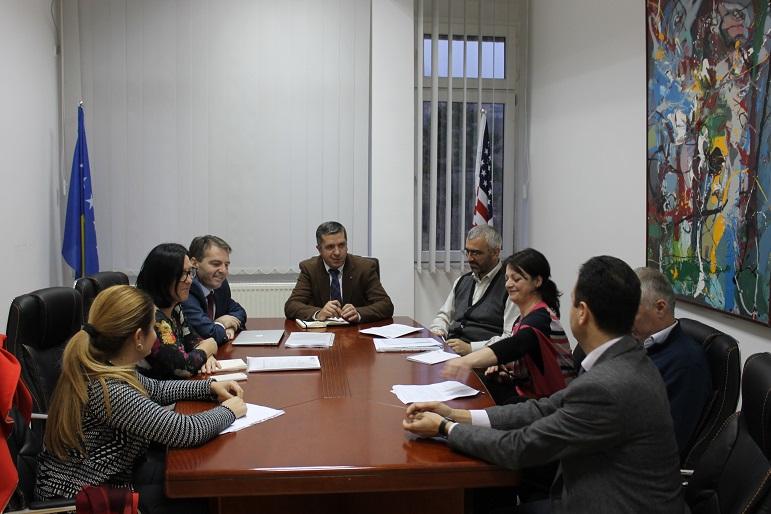 Cooperation between UHZ and Tuscia University, Italy