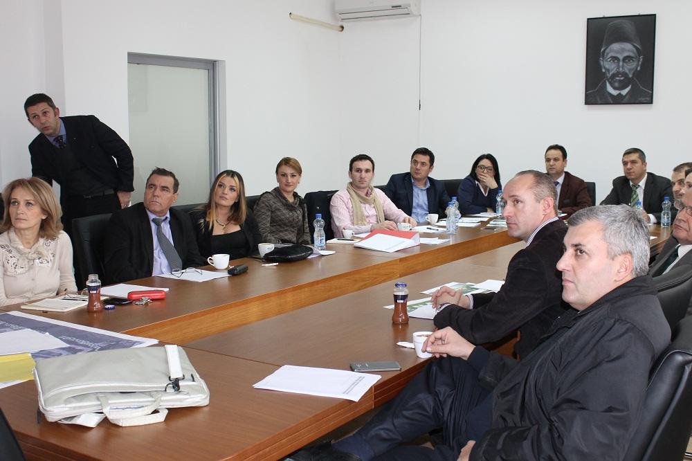 Mbledhja e 27 e Këshillit Drejtues