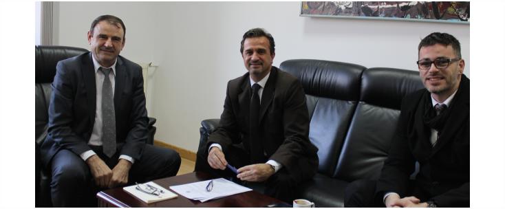 Përfaqësues të Qendrës Rajonale të Mjedisit në Kosovë vizituan UHZ-në