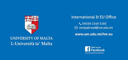 Mundësi studimi në Universitetin e Maltës