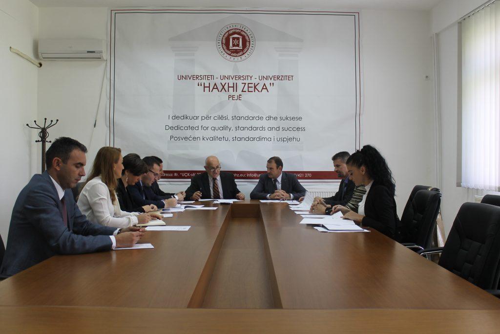 Mbledhja e Këshillit Drejtues
