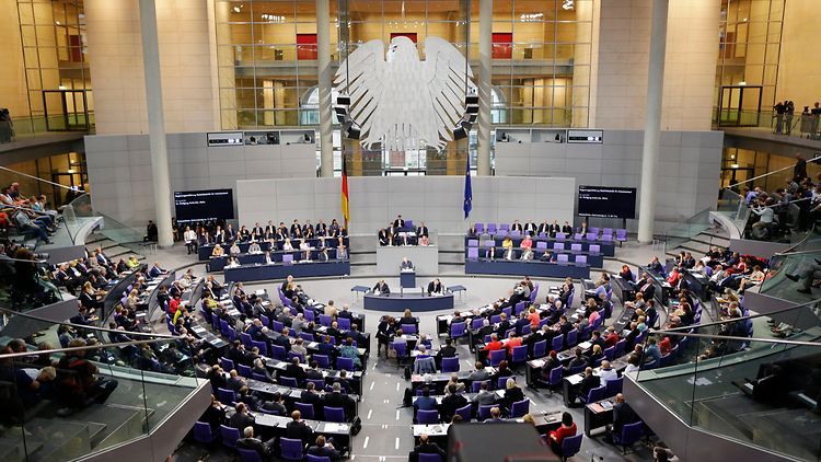 Do you want to participate in the work of the German Parliament?