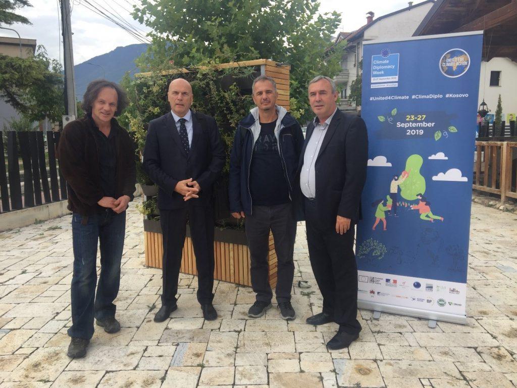 United 4 climate clima diplo Kosovo