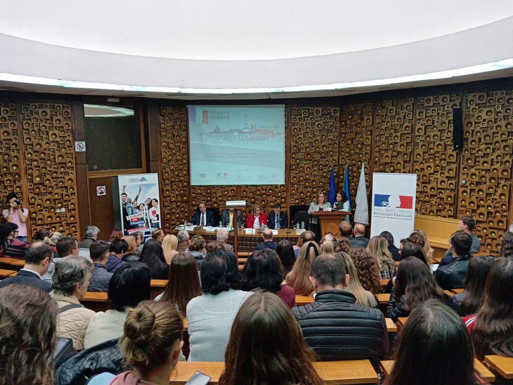 Panairi i dytë i universiteteve franceze në Kosovë