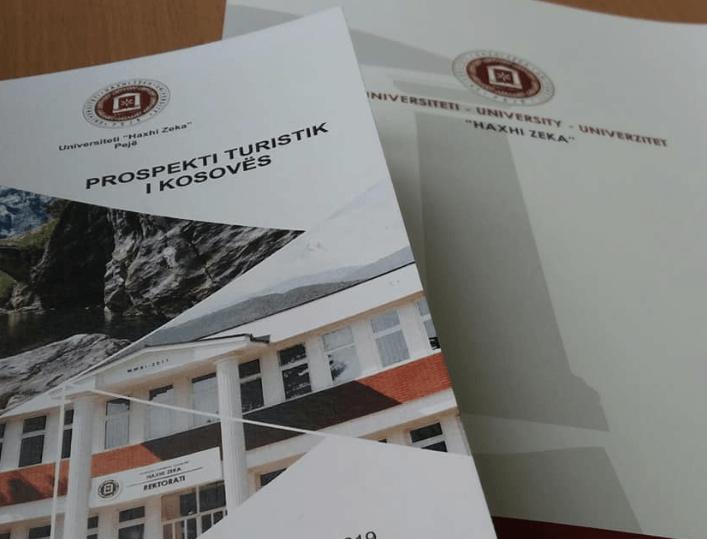 Promovimi i Prospektit Turistik i Kosovës