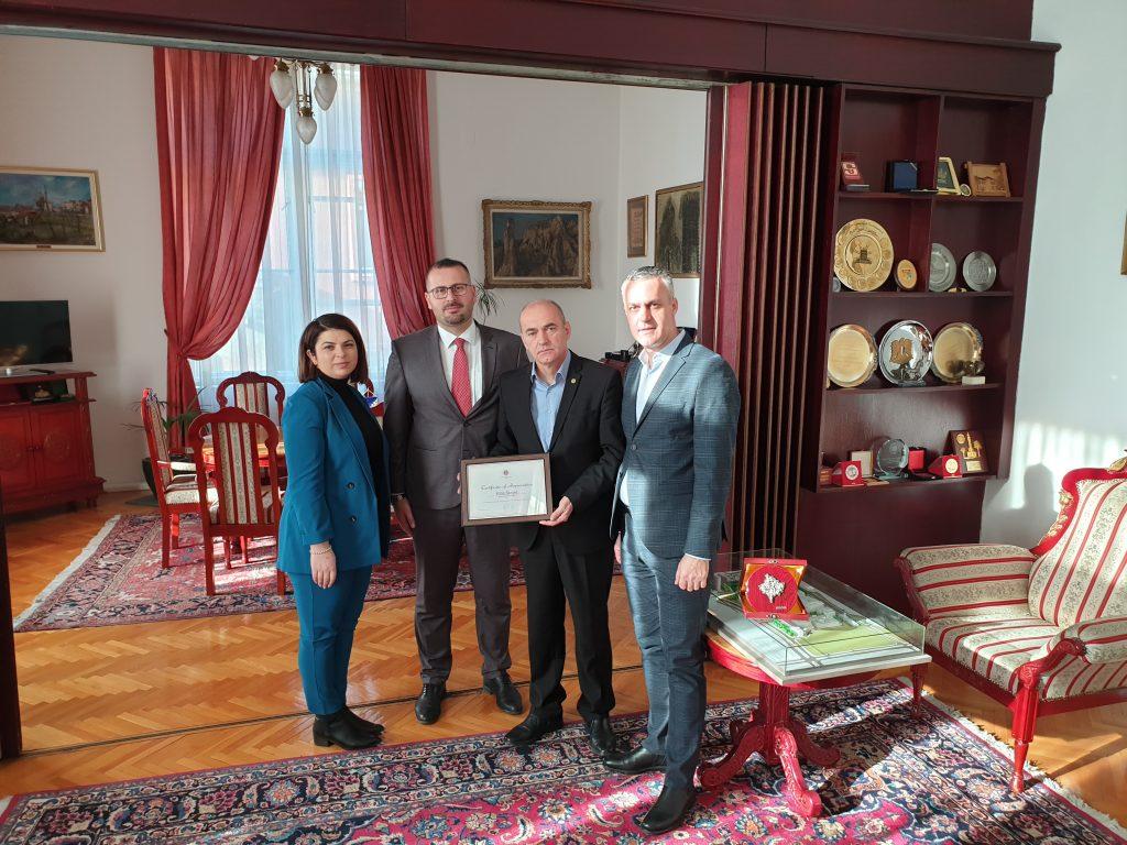 Universiteti i Sarajevës vazhdon bashkpunimin me UHZ