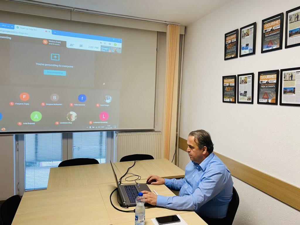 Mbahet webinari mbi rëndësinë e sigurimeve