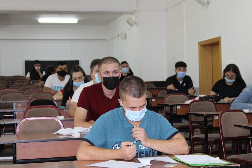 Mbahet provimi pranues në nivelin Baçëlor